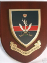 Queens Gurkha Signals Regimental Military Wall Plaque
